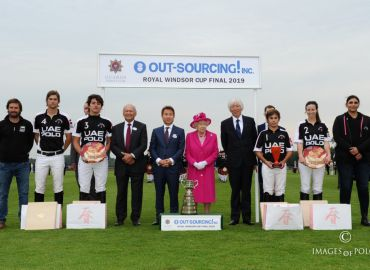 Out-Sourcing Inc. Royal Windsor Cup 2020